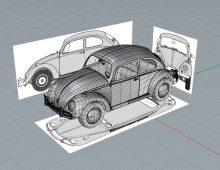 CAD/3d visualizations
