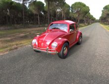 Vw Beetle, CAD project
